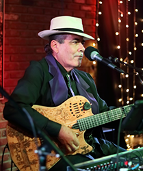 Adrian Montijo is regarded as one of the leading jazz and flamenco guitarists in South Florida. His range of music extends well beyond these genres with an extensive playlist.