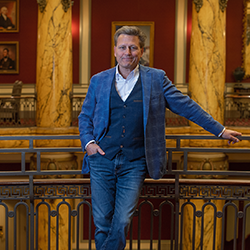 Prolific author of 42 thrillers, each a bestseller, David Baldacci has been writing since childhood. His novels have been published in over 45 languages, and several have been adapted for film and television. Learn more about David and his newest novel, A Gambling Man.