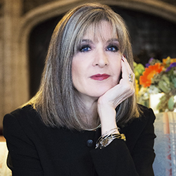 A USA TODAY bestselling author and award winning author of 13 novels, Hank Phillippi Ryan has not only successfully written intriguing books, she also has earned 37 Emmys for investigative reporting! Her 2019 legal thriller, The Murder List won the Anthony Award for Best Novel. Learn more about Ms. Ryan's upcoming novel, Her Perfect Life.