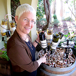 VP/Director Winemaking Operations San Sebastian Winery Into the Glass with Jeanne Burgess, Head Winemaker