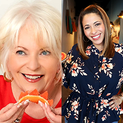 Chef/Owner of Grapes Wine Cafe and Market in Fort Lauderdale In Conversation with Arlene Borenstein, Sun Sentinel Food/Culture Writer and Host of Let's Go, South Florida Oh my Cod! It's Chef Lenore Chef Lenore Nolan Ryan Demonstrates How to Cook Fast, Fresh and Delicious fish