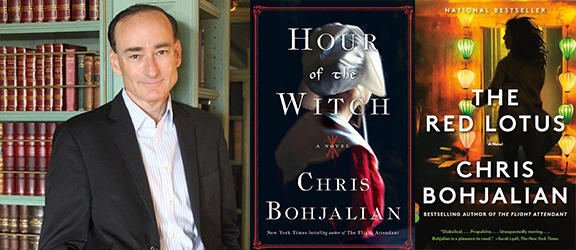 A New York Times #1 bestselling author of 22 books, Chris Bohjalian's work has been translated into 35 languages and three of his books have become movies. In addition, this prolific writer is also a playwright and screenwriter. Chris has also written extensively for prominent newspapers and magazine and won numerous awards. He resides in Vermont with his wife, photographer, Victoria Blewer.