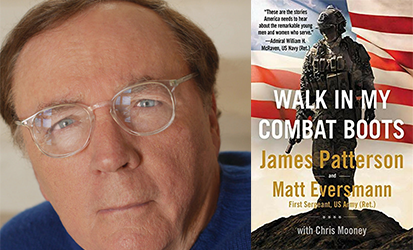 Worldwide bestselling author and storyteller, James Patterson has created so many enduring fictional characters and series, including Alex Cross, the Women's Murder Club, Michael Bennet, Maximum Ride, Middle School and I Funny. He is the recipient of six Emmy awards and an Edgar award. He lives in Florida with his family.